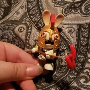 Ravin Rabbids Rayman Bunny Figure